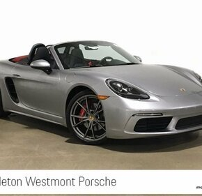 2018 Porsche 718 Boxster S for sale 101036360