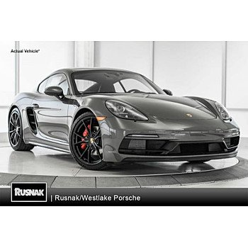 2018 Porsche 718 Cayman for sale 101078036