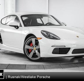 2018 Porsche 718 Cayman for sale 101078038