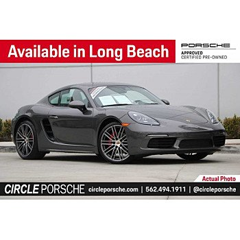 2018 Porsche 718 Cayman for sale 101145375