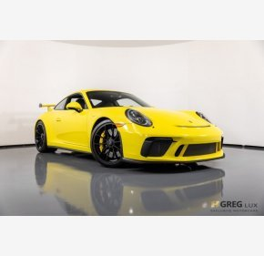 2018 Porsche 911 GT3 Coupe for sale 101115849