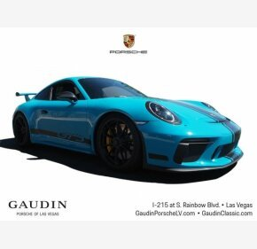 2018 Porsche 911 GT3 Coupe for sale 101189716