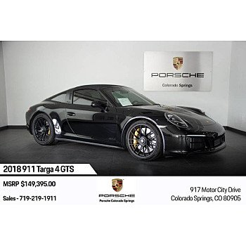 2018 Porsche 911 for sale 101209556