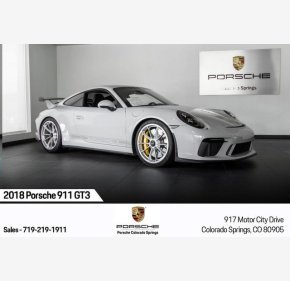2018 Porsche 911 GT3 Coupe for sale 101209593