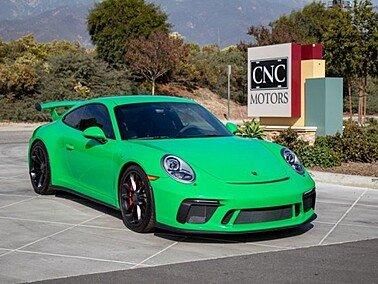 2018 Porsche 911 GT3 Coupe for sale 101237853
