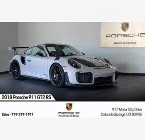 2018 Porsche 911 GT2 RS Coupe for sale 101301055