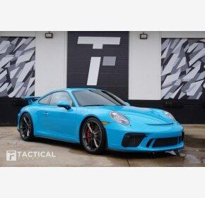2018 Porsche 911 GT3 Coupe for sale 101325583