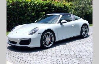 2018 Porsche 911 Targa 4S for sale 101337189