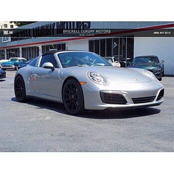 2018 Porsche 911 Targa 4S for sale 101359422