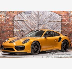 2018 Porsche 911 Turbo for sale 101405731