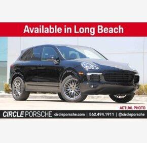 2018 Porsche Cayenne for sale 100979932