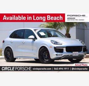 2018 Porsche Cayenne GTS for sale 101343744