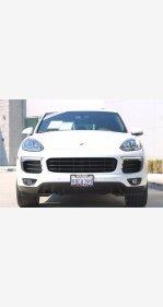 2018 Porsche Cayenne for sale 101389973