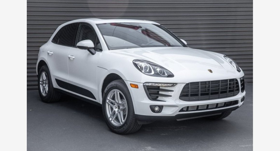 2018 Porsche Macan for sale 101036757