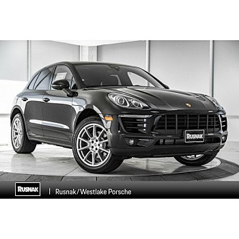 2018 Porsche Macan for sale 101078081