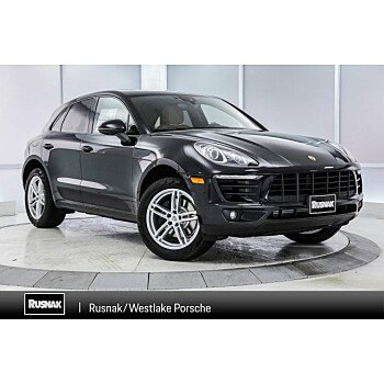 2018 Porsche Macan for sale 101084802