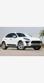 2018 Porsche Macan for sale 101032468