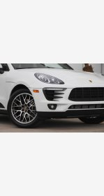 2018 Porsche Macan for sale 101036322