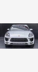 2018 Porsche Macan for sale 101038270