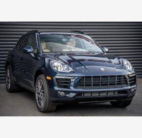 2018 Porsche Macan for sale 101039694