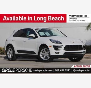 2018 Porsche Macan for sale 101069225