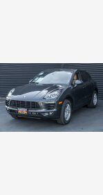 2018 Porsche Macan for sale 101084220