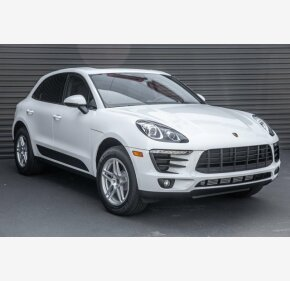 2018 Porsche Macan for sale 101085457