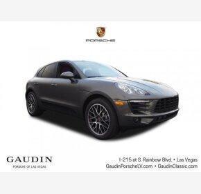 2018 Porsche Macan for sale 101145504