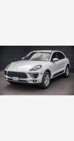 2018 Porsche Macan for sale 101160322