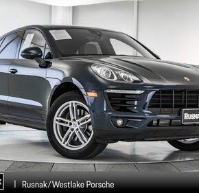 2018 Porsche Macan for sale 101168612