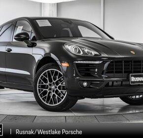 2018 Porsche Macan for sale 101183514