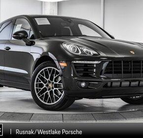 2018 Porsche Macan for sale 101183517
