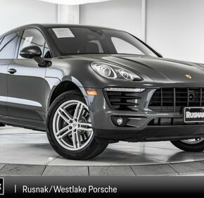 2018 Porsche Macan for sale 101183519