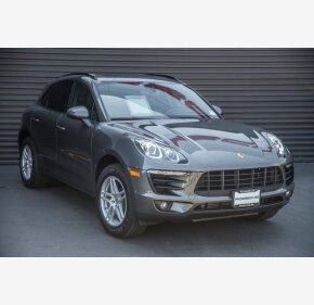 2018 Porsche Macan for sale 101185269