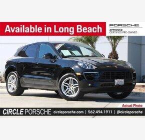 2018 Porsche Macan for sale 101214226