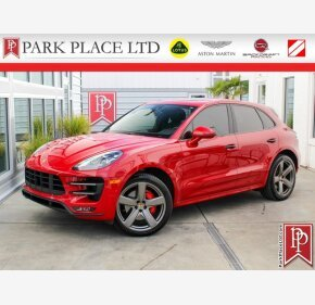 2018 Porsche Macan Turbo for sale 101349227