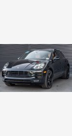 2018 Porsche Macan Turbo for sale 101376387