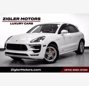 2018 Porsche Macan GTS for sale 101415425