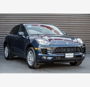 2018 Porsche Macan for sale 101423122