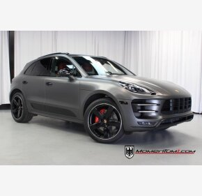 2018 Porsche Macan Turbo for sale 101433196