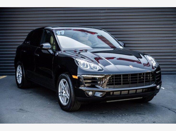 2018 Porsche Macan for sale 101560036