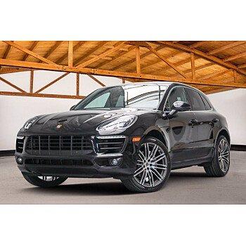 2018 Porsche Macan for sale 101601058
