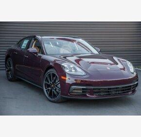 2018 Porsche Panamera for sale 101013337