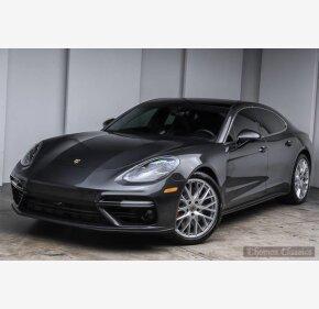 2018 Porsche Panamera Turbo for sale 101143083