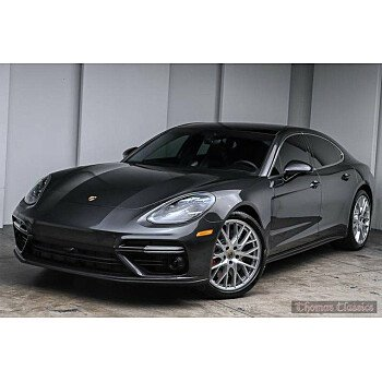 2018 Porsche Panamera Turbo for sale 101143083