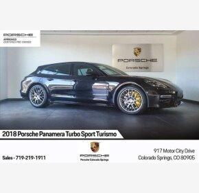 2018 Porsche Panamera Turbo Sport Turismo for sale 101258733