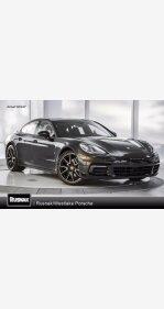 2018 Porsche Panamera for sale 101372106