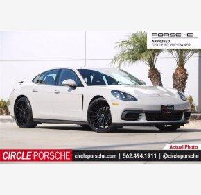 2018 Porsche Panamera for sale 101395187