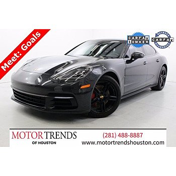 2018 Porsche Panamera for sale 101417314