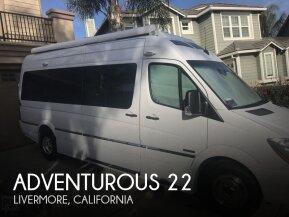 2018 Roadtrek Adventurous RVs for Sale - RVs on Autotrader
